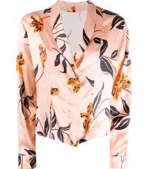 marni floral-print shirt