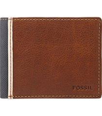 billetera fossil - ml3309200 - hombre