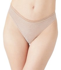 b.tempt'd women's etched in style thong underwear 979225