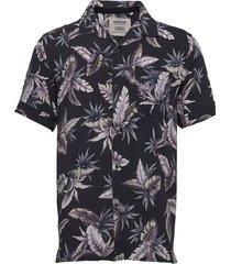 akleo shirt kortärmad skjorta svart anerkjendt