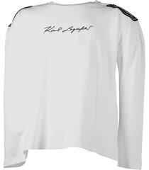 """signature"" jersey t-shirt"