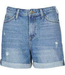 korte broek lee mom short