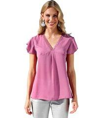 blouse amy vermont fuchsia
