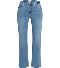 le cropped mini boot melville jeans