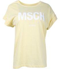 moss copenhagen t-shirt 14485 alva msch