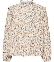 kalle shirt blouse lange mouwen oranje lollys laundry