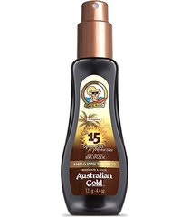 protetor solar australian gold corporal spray gel fps 15 125ml