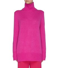 'sadel' cashmere turtleneck sweater
