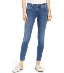 mavi jeans alexa skinny jeans, size 33 28 in mid supersoft at nordstrom