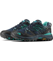 zapatilla hedgehog fastpack gtx azul the north face