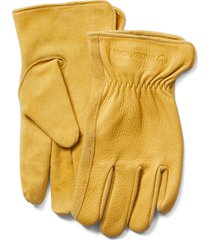 wolverine men's deer valley glove inca gold, size xl