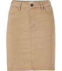 jeanskjol objwin new denim skirt seasonal