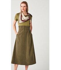 suknia z podwyższonym stanem