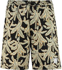 department five collins printed cotton bermuda shorts