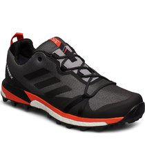 terrex skychaser lt gtx shoes sport shoes running shoes grå adidas performance