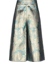 ultra'chic cropped pants