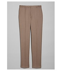 reserve collection tailored fit reda 1865 sustainawool? dress pants by jos. a. bank