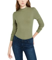 self esteem juniors' mock-neck bodysuit