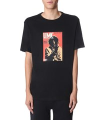 neil barrett loose fit t-shirt