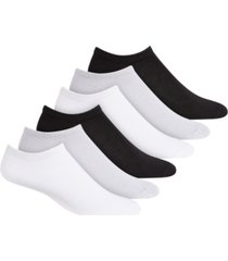 hue 6 pack super-soft liner socks