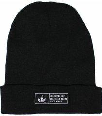 gorro de lã hoshwear classic preto