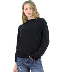 chaleco lorenza negro jacinta tienda