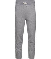 d1. 13 stripes sweat pants sweatpants joggingbroek grijs gant