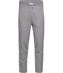 d1. 13 stripes sweat pants sweatpants joggingbroek grijs gant