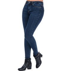 womens lux super slim jeans