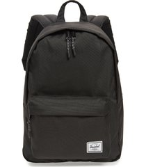 herschel supply co. classic mid volume backpack - black