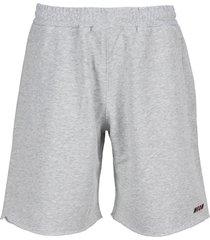 msgm sweat bermuda shorts