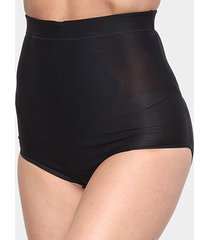 cinta modeladora dilady abdominal com enchimento - feminino