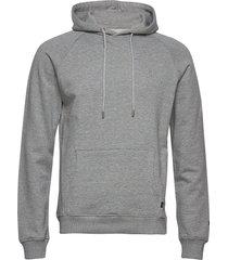 calais hoodie hoodie trui grijs les deux