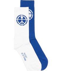 paccbet two tone socks