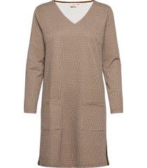 anettcr dress kort klänning beige cream