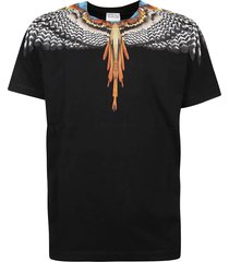 marcelo burlon t-shirt grizzly wings regular