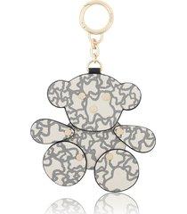 llavero motif kaos mini beigemulticolor