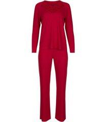 pyjama's / nachthemden lisca homewear pyjamabroek gemma