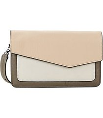 cobble hill leather shoulder bag