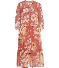 abito in chiffon (rosa) - bodyflirt