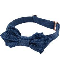 corbata azul  offcorss