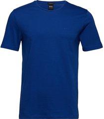 lecco 80 t-shirts short-sleeved blå boss
