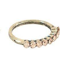 anel armazém rr bijoux falange cristais
