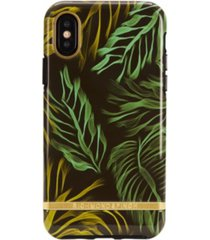 richmond & finch tropical storm case for iphone x and xs