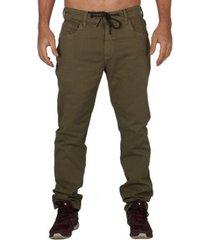 calça lost casual 5 pockets masculina