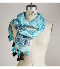 bodhi silk scarf