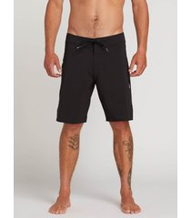 zwembroek volcom lido solid mos trunks
