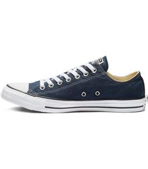 zapatilla azul converse ct all star core