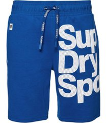 superdry men's sport shorts