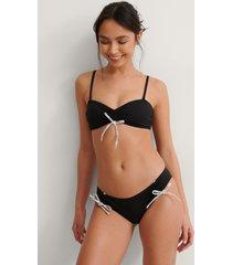 calvin klein klassisk bikiniunderdel - black